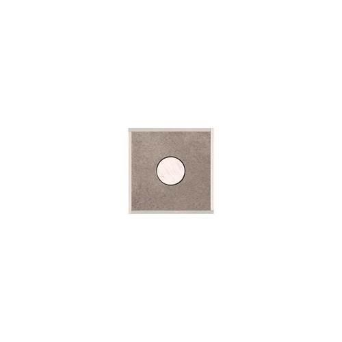Veranda Solids in Deco J Corner 3x3 - Tile by Daltile