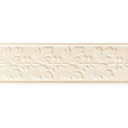 Gloss Almond Deco Fiore 4x12