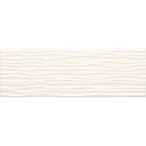 Modern Dimensions Arctic White 4Wave Tile 425X1275 190