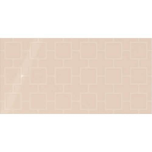 Showscape Almond Square Lattice 12X24 SH10 1