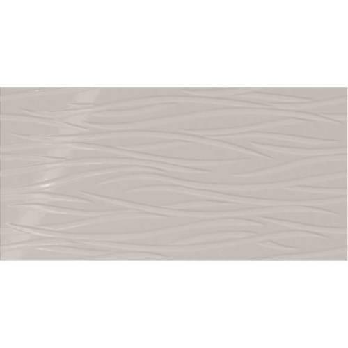 Soft Gray Brushstroke 12x24