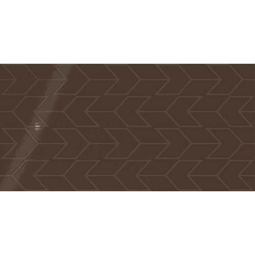 Showscape Cocoa Chevron 12X24 SH13 1