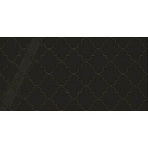 Showscape Black Arabesque 12X24 SH14 2