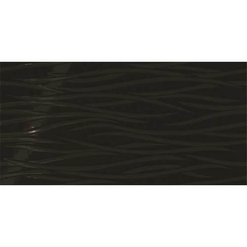 Black Brushstroke 12x24