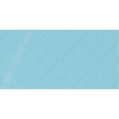 Showscape Crisp Blue Arabesque 12X24 SH16 2