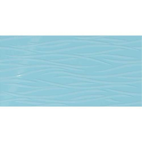 Showscape Crisp Blue Brushstroke 12X24 SH16 2