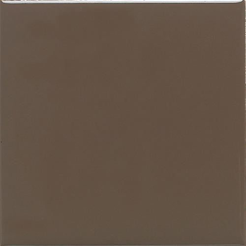 Semi Gloss in Artisan Brown (2) 6x6 - Tile by Daltile