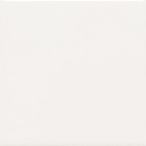 Semi Gloss in Arctic White  (1) 6x6 - Tile by Daltile