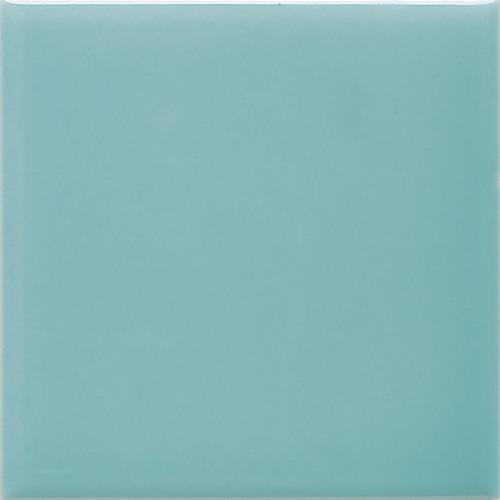 Semi Gloss in Aqua Glow (2) 6x6 - Tile by Daltile