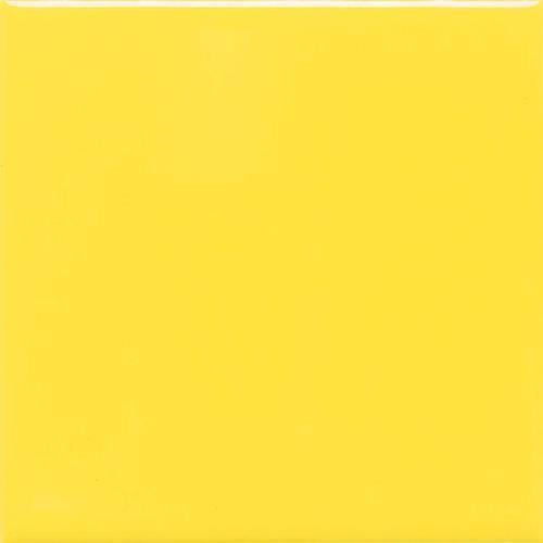 Semi Gloss in Sunflower (3) 4.25x4.25 - Tile by Daltile