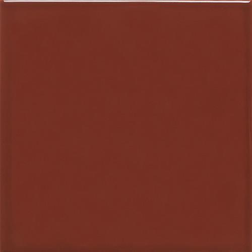 Semi Gloss in Fire Brick (4) 6x6 - Tile by Daltile