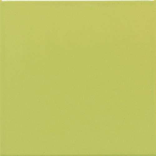 Semi Gloss in Key Lime (4) 6x6 - Tile by Daltile
