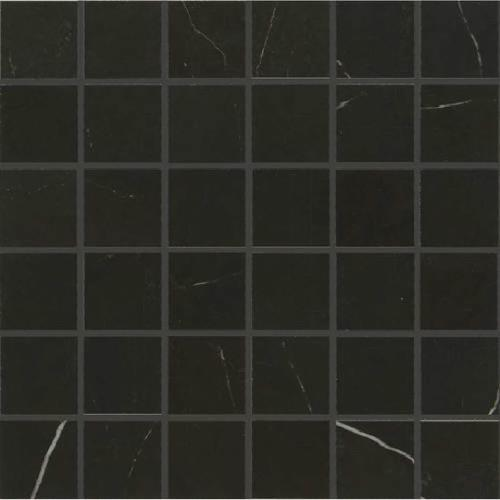 Marble Attache Nero - Mosaic