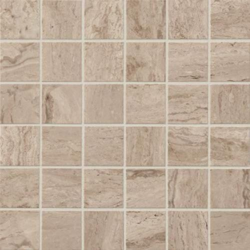 Marble Attache Travertine - Mosaic