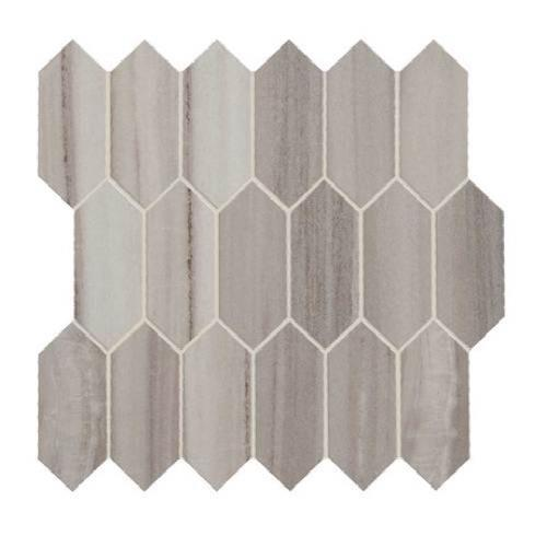 Marble Attache Turkish Skyline - Hexagon