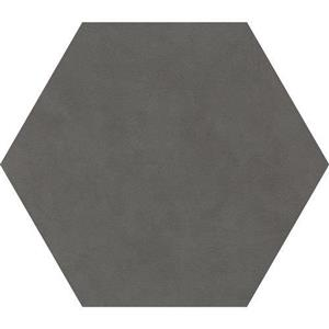 CeramicPorcelainTile BeeHive P0102420HEX1P Grey24x20