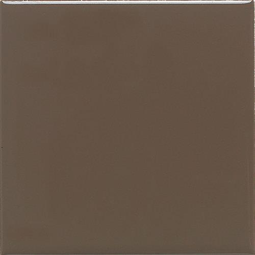 Rittenhouse Square Matte Artisan Brown 3 3X6 744