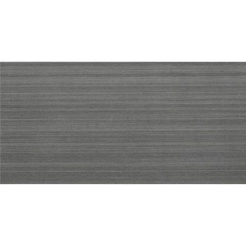 Fabric Art Modern Linear Dark Gray 12X24 ML64