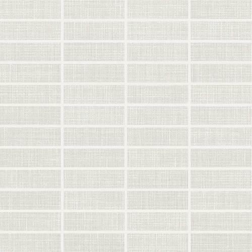Fabric Art Modern Textile White 1X3 MT50