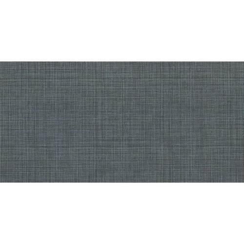 Dal Tile Fabric Art Modern Textile Midnight Blue 12x24 Ceramic