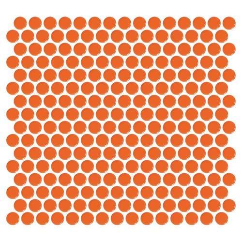 Retro Rounds Orange Soda 075X075 RR08