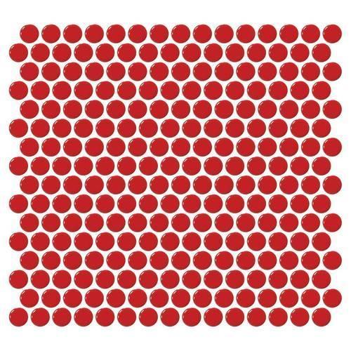 Cherry Red 0.75x0.75