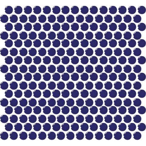 Retro Rounds Cobalt Circle 075X075 RR11