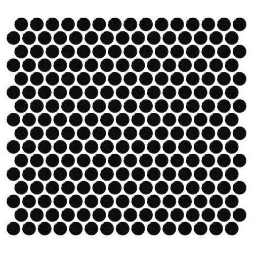 Canvas Black Gloss 0.75x0.75