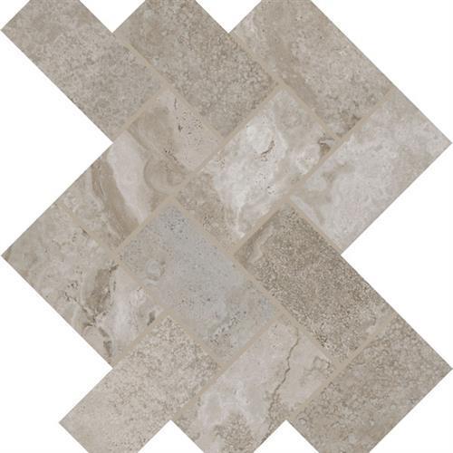 Archaia Atlas Grey - Herringbone