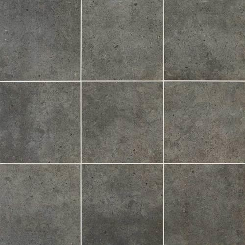 Industrial Park Charcoal Gray 12X12 IP09