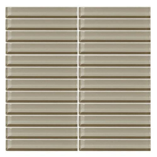 Color Wave Casual Tan Straight-Joint Mosaic CW07