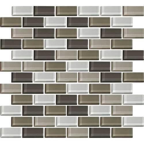 Color Wave Soft Cashmere Brick-Joint Mosaic CW22
