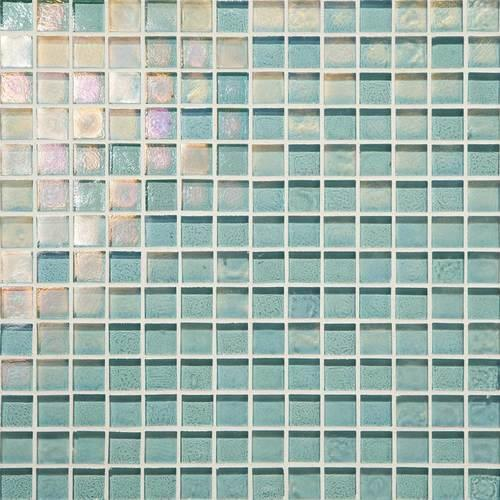 Glass Horizons Sky Blue Mosaic GH03