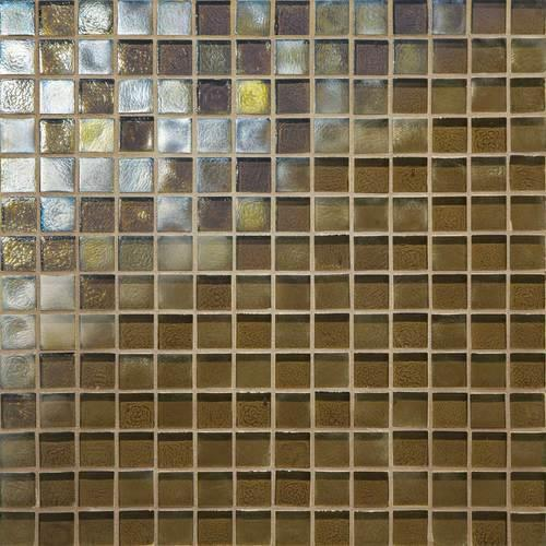 Glass Horizons Driftwood Mosaic GH06