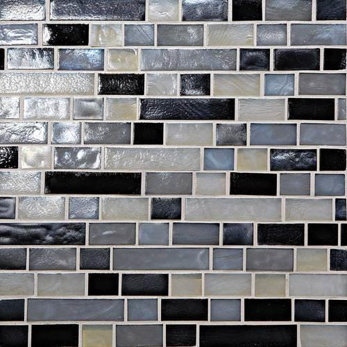 Glass Horizons Baltic Blend Random Linear Mosaic GH16