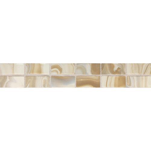 Fashion Accents Gold Swirl 2 X 12 Convex Accent F003