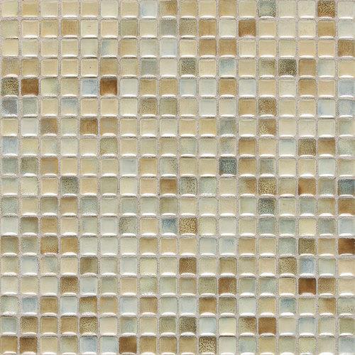 Fashion Accents Illumini Sand 5/8 X 5/8 Mosaic F009