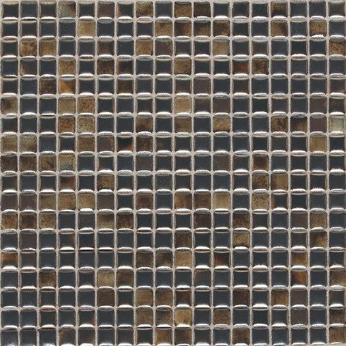 Fashion Accents Illumini Umber 5/8 X 5/8 Mosaic F012