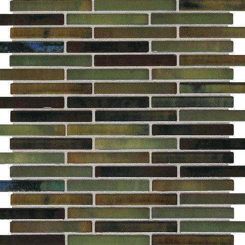 Fashion Accents Illumini Meadow 5/8 X 3 Random Mosaic F014