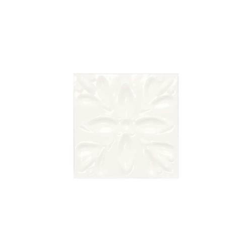 Fashion Accents White 2 X 2 Petitfour InsertLtBrGtSet Of 4 FA07