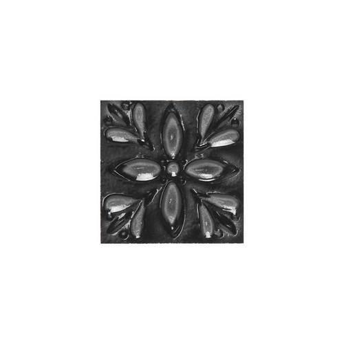 Fashion Accents Black 2 X 2 Petitfour InsertLtBrGtSet Of 4 FA07