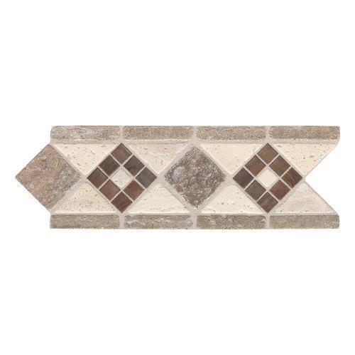 Dal-Tile Fashion Accents Burnished Mix 4 X 11 Decorative ...
