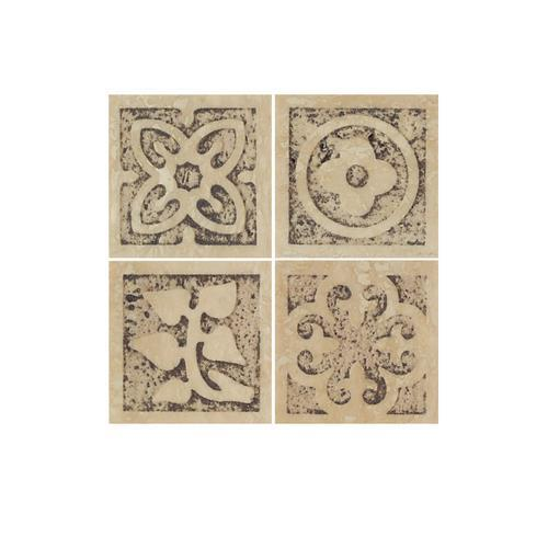 Fashion Accents Celtic InsertLtBr /Gt 2 X 2LtBr /Gt Set Of 4 FA16