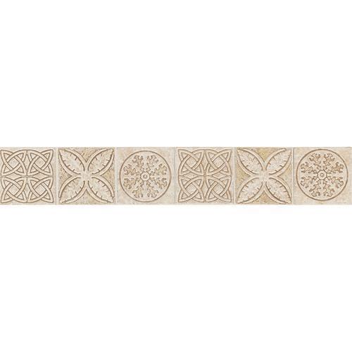 Fashion Accents Keltic Knots Sand 2 X 12 Accent Strip FA23
