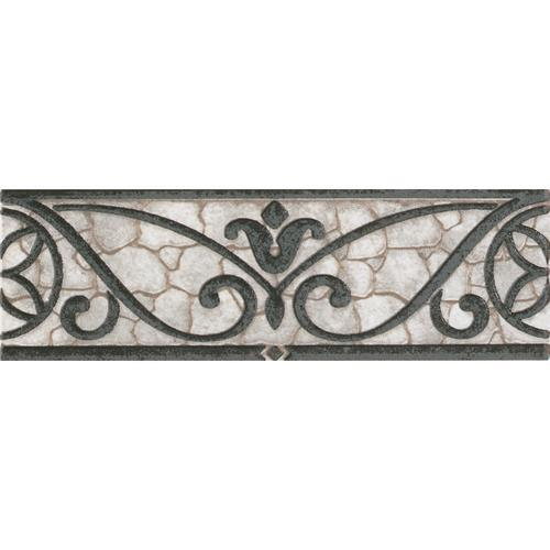 Fashion Accents Wrought Iron Grey 3 X 8 Accent Strip FA32