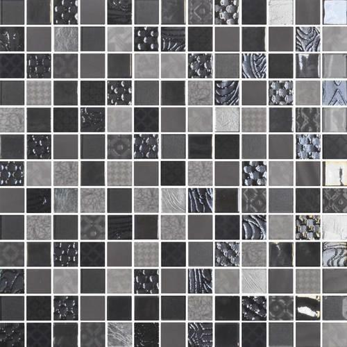 Dal Tile Uptown Glass Pearl Taupe Glass Tile Vancouver