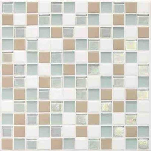 Coastal Keystones Trade Wind Blend 1 X 1 Mosaic CK86