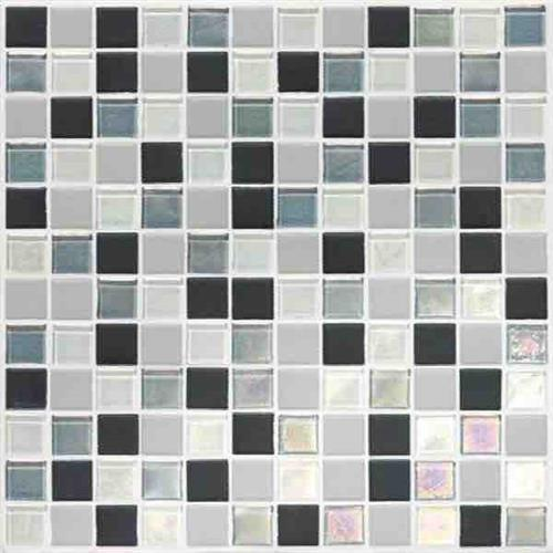 Coastal Keystones Tropical Thunder Blend 1 X 1 Mosaic CK88