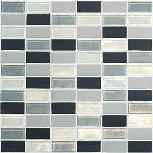 Coastal Keystones Tropical Thunder 2 X 1 Straight-Joint Mosaic CK88