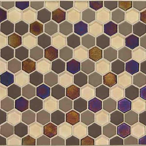 Treasure Island Hexagon Mosaic